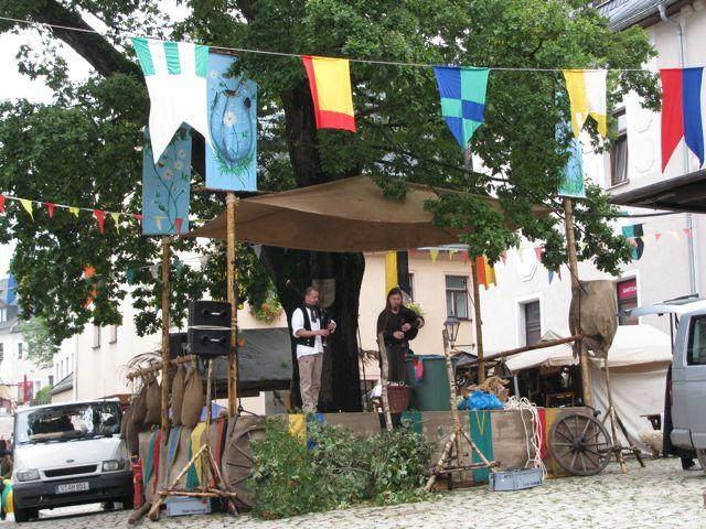 Altstadtfest 2010 Schwarzenberg