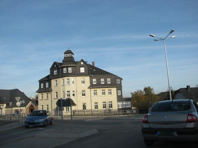 Kreisverkehr Heide/Schwarzenberg