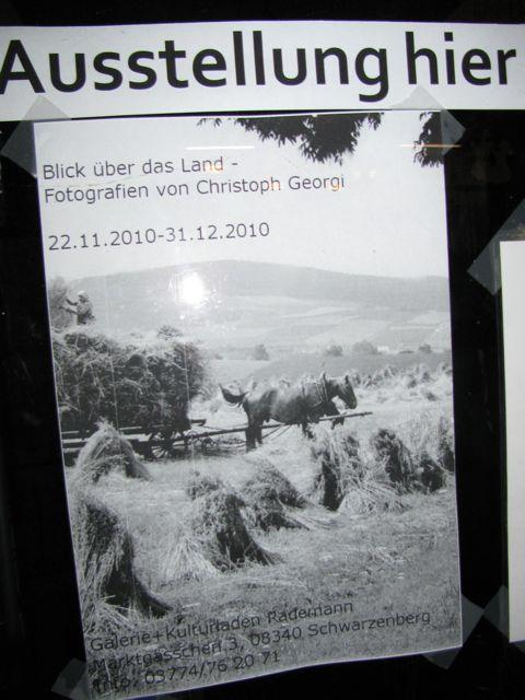 Ausstellung Galerie Rademann