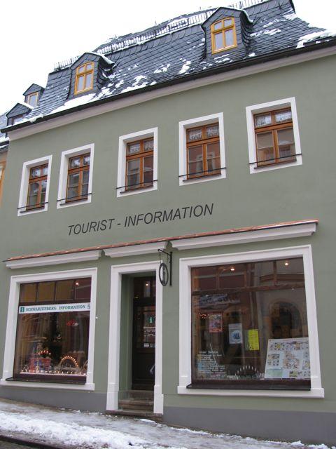 Touristinformation nachher