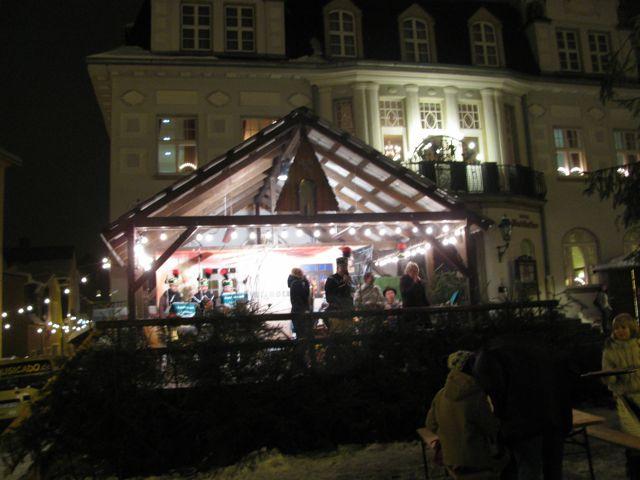 Weihnachtsmarkt Schwarzenberg 2010