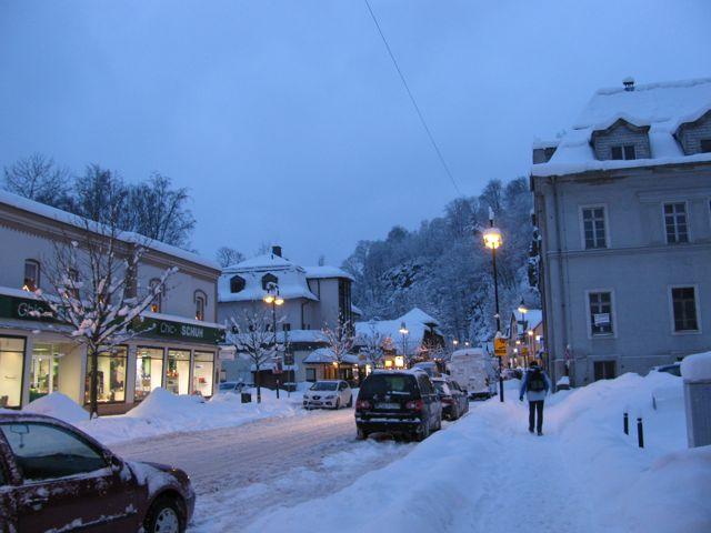 Winter in Schwarzenberg