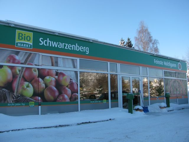 Biomarkt Schwarzenberg