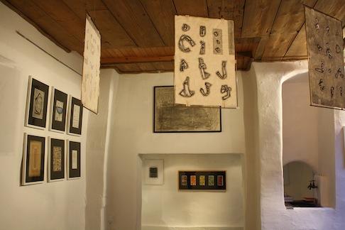 Ausstellung Hans Hess 3, Andrea Groh