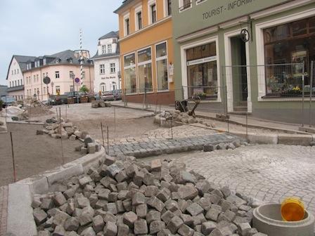 Schwarzenberg Altstadt