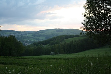 Sonnenleithe Schwarzenberg Erzgebirge