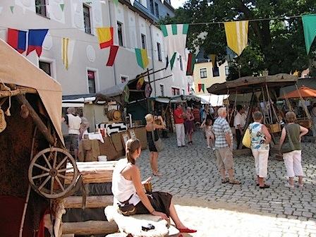 Altstadtfest Schwarzenberg 2012