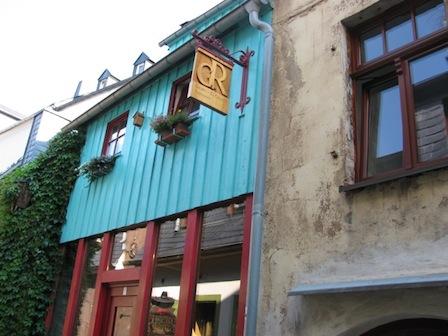 Kulturladen und Galerie Rademann