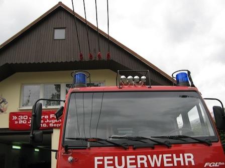 Feuerwehrfest Heide