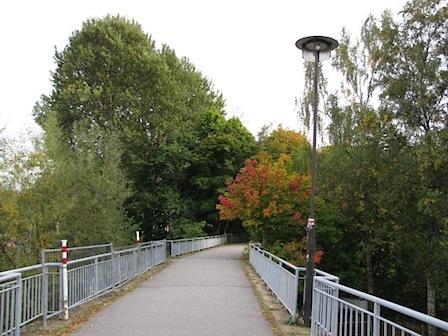 Eisenbahnbrücke, Altes Viadukt, Schwarzenberg // Schwarzenberg-Blog
