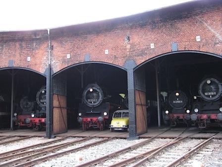 Eisenbahnmuseum Schwarzenberg // Schwarzenberg-Blog