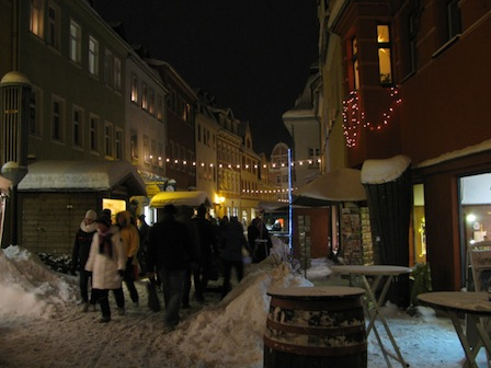 Weihnachtsmarkt Schwarzenberg
