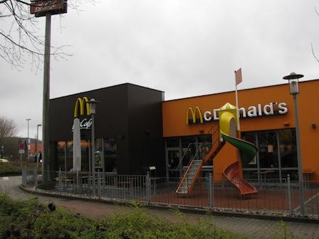 McDonald's Aue