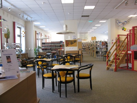 Stadtbibliothek Schwarzenberg
