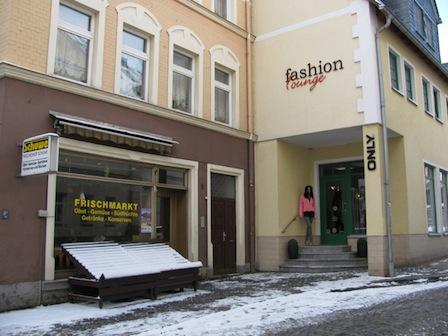 Schuwe Frischmarkt, Fashion Lounge
