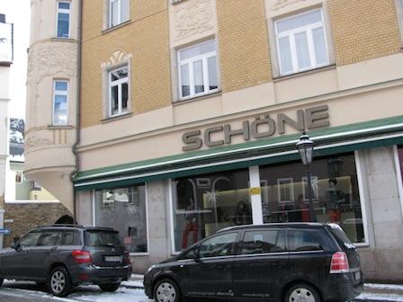 Bekleidungshaus Schöne