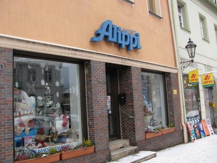 Alippi, Lottoladen