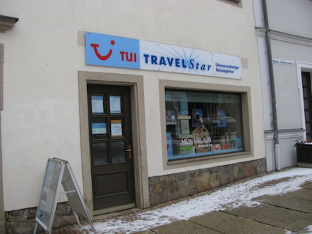 Reisebüro