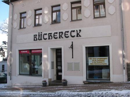 Schwarzenberg Altstadt Leerstand