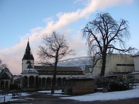 Kuppel vom Gondwanaland, Zoo Leipzig