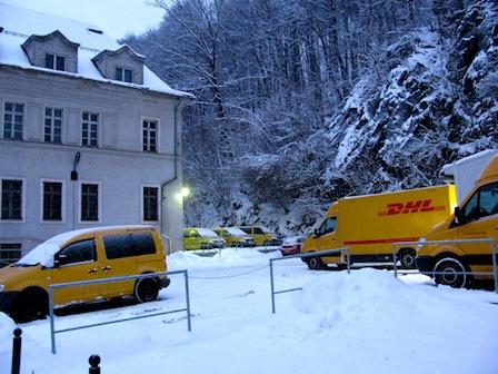 Postautos, Schwarzenberg