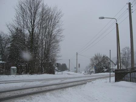 Winter, Hofgarten