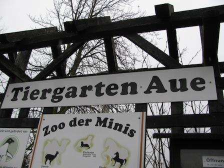 Zoo der Minis Aue
