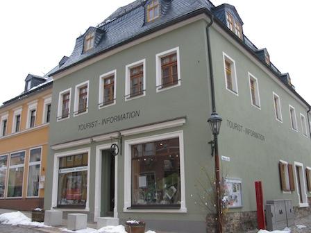Stadtinfo Schwarzenberg