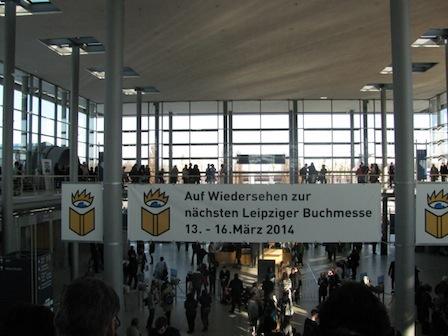 Buchmesse Leipzig 2013