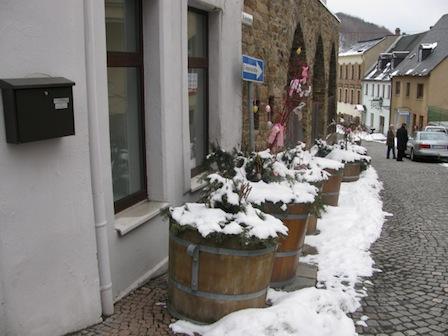 Schnee Rösslberg