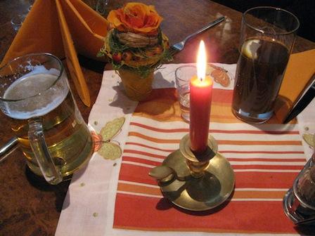 Restaurant Dionysos Schwarzenberg
