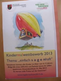 Kindermalwettbewerb 2013 Schwarzenberg