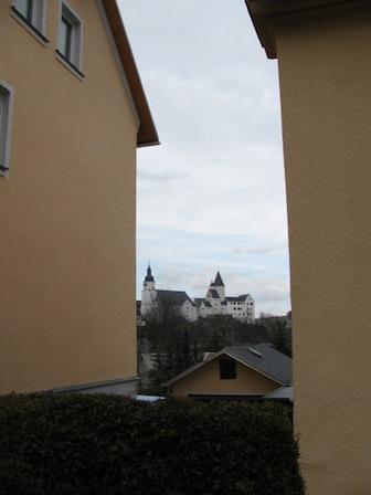 Schloss Schwarzenberg und St. Georgenkirche