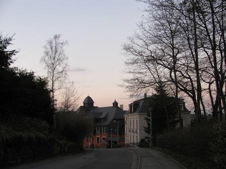 Bermsgrüner Straße Schwarzenberg