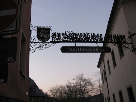 Altstadt Schwarzenberg