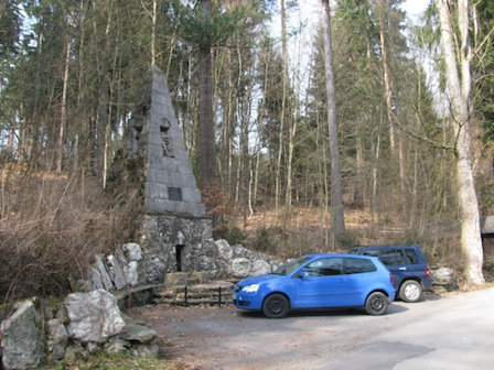 Köhlerhütte Fürstenbrunn