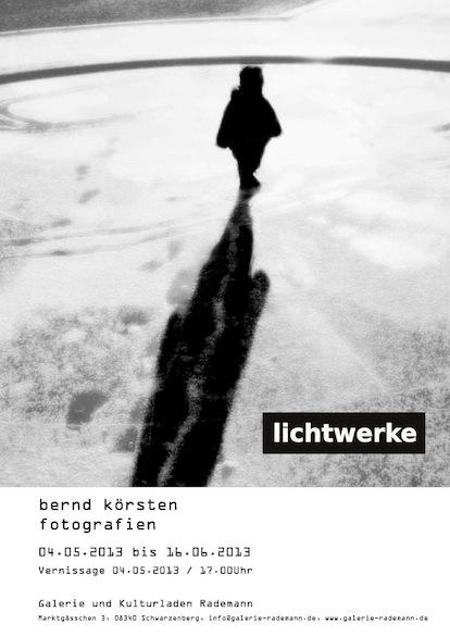Bernd Körsten Galerie Rademann