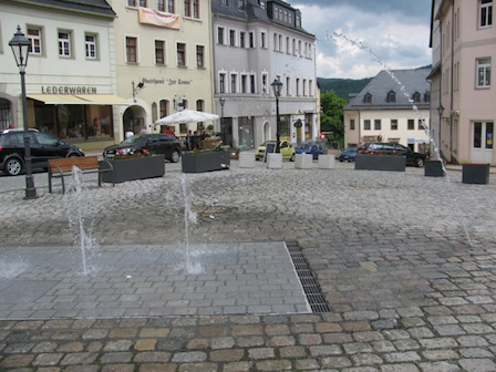 Schwarzenberg Markt