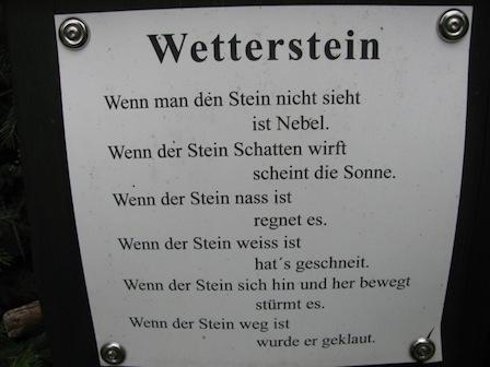 Wetterstein 1