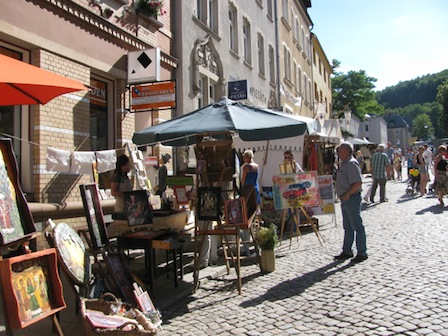 Stadtfest Aue