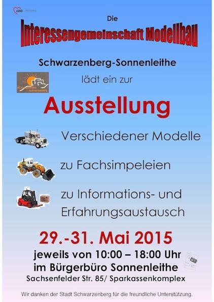 Ausstellung Modellbau