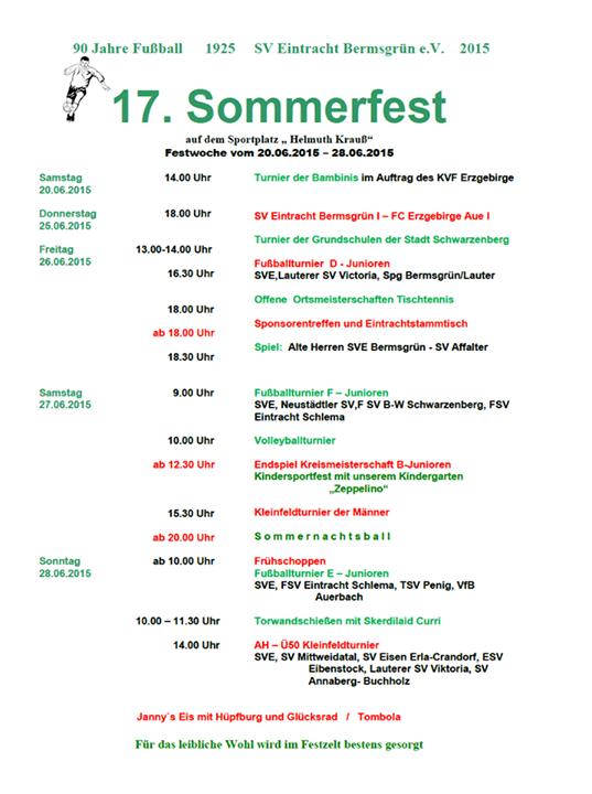 SV Eintracht Bermsgruen